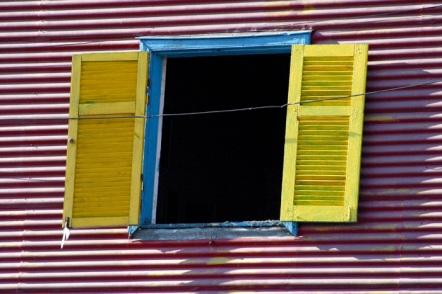 La Boca Window