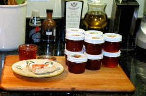 Hot Pepper Jelly Breakfast